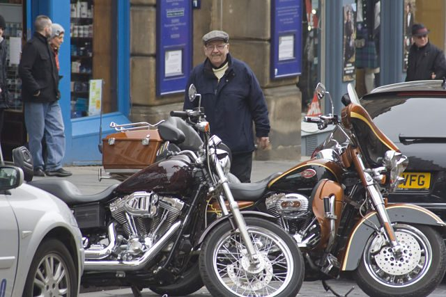 Edimburgo-Paseando