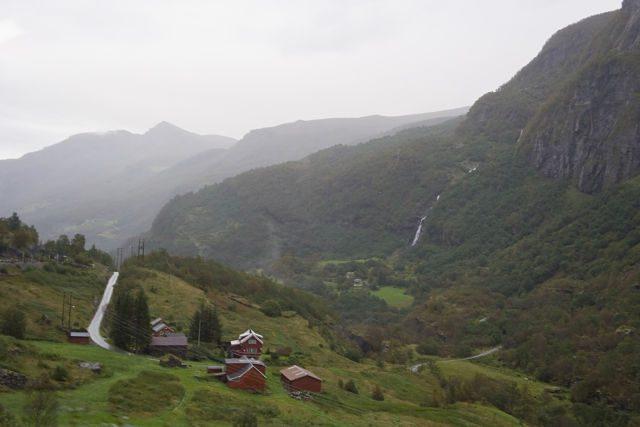 Flåmsbana Valle
