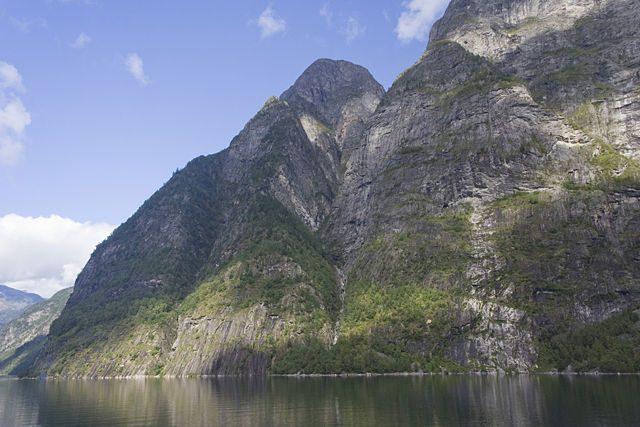 Geirangerfjord-Reflejos