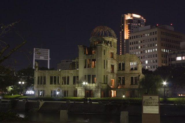 Hiroshima-CúpulaGenbaku