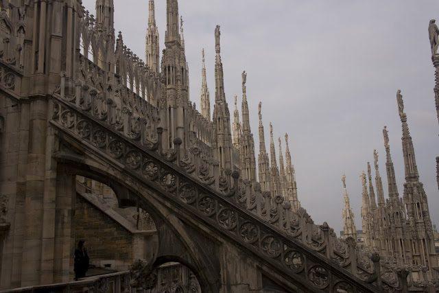 Milan-DuomoTejado