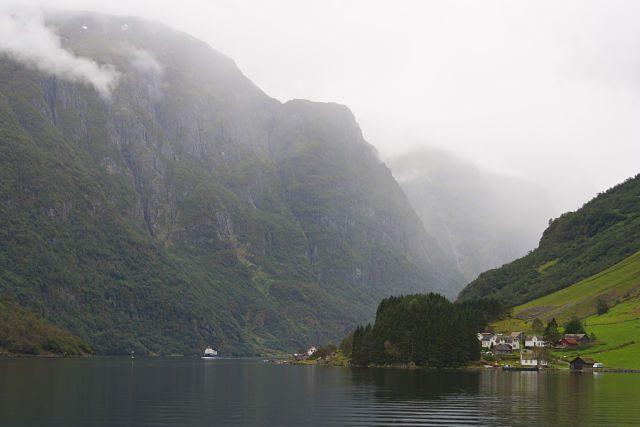 Sognefjord-Naeroyfjorden
