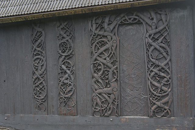 Stavkirke-UrnesDetaleLateral