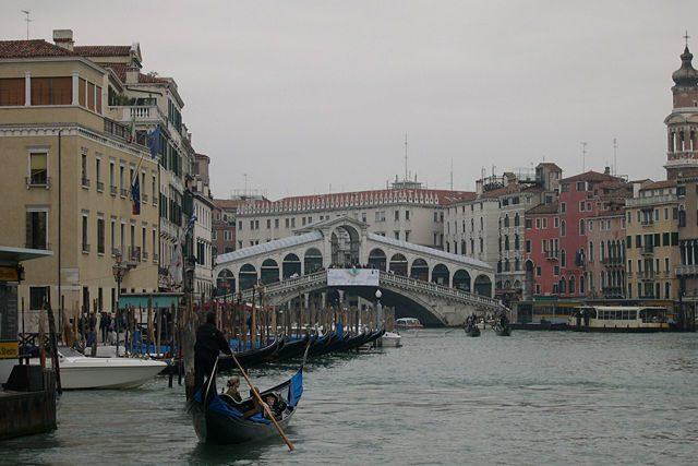 Venecia-Ponte Rialto