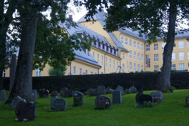 Alesund-Cementerio