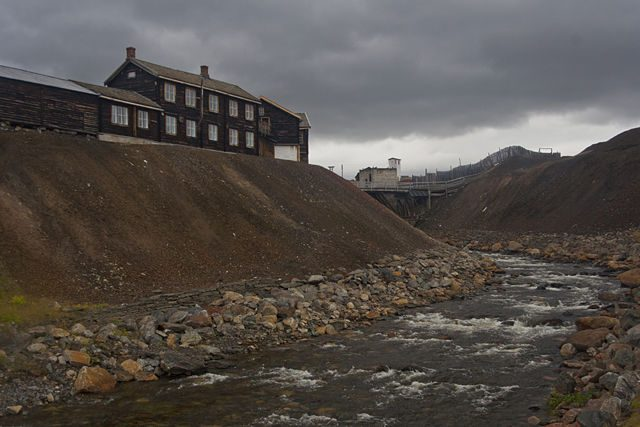 Røros - Fundicion Río Escoria