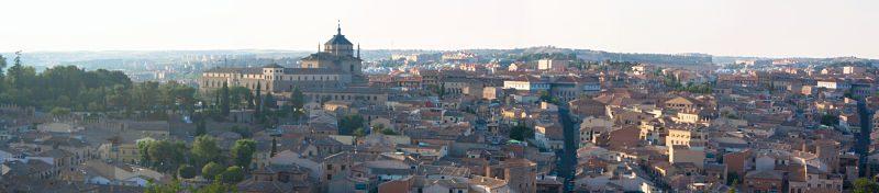 Toledo-Panorama