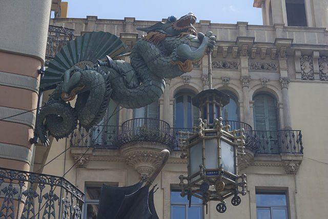 Barcelona-DetallesDragon