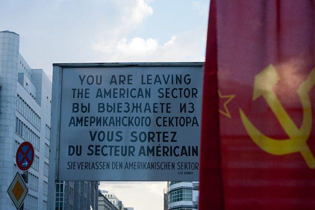 Berlin-CheckpointCharlie