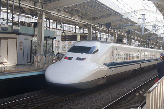 Japon-Shinkansen