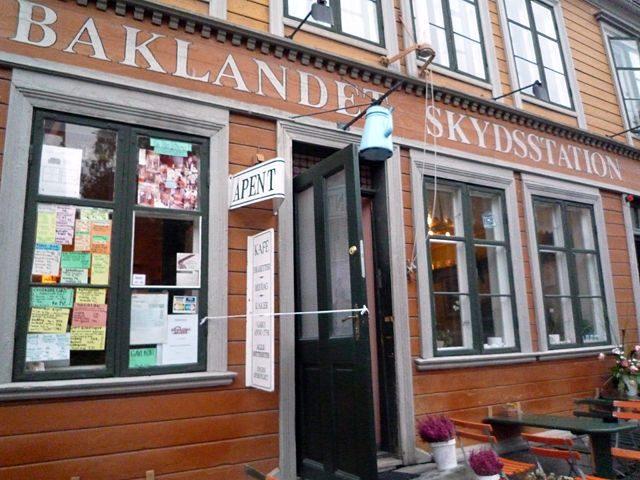Trondheim-BaklandetSkydsstationCafe