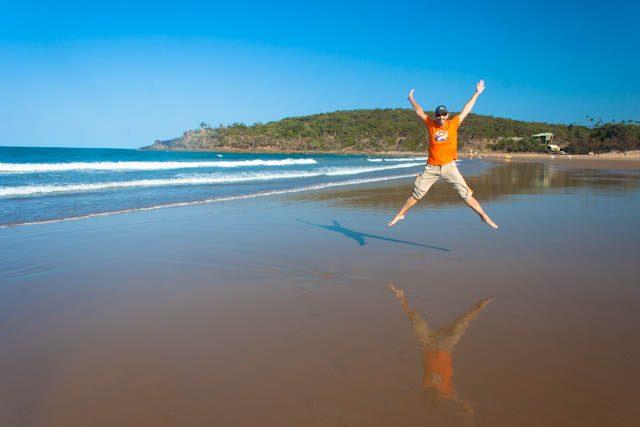 Australia-Agnes Water Salto