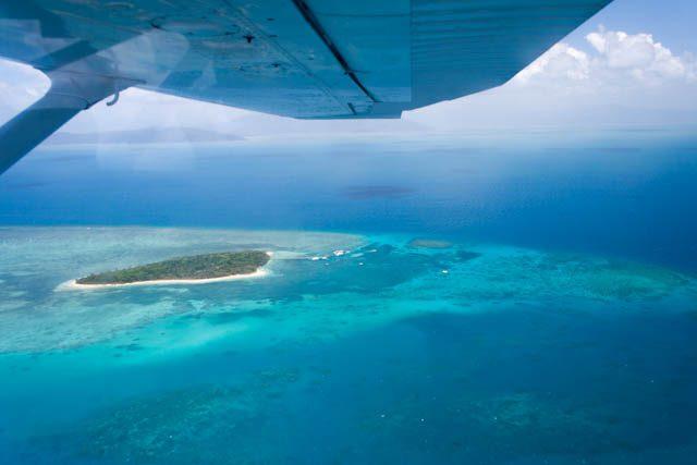 Australia-Barrera Coral
