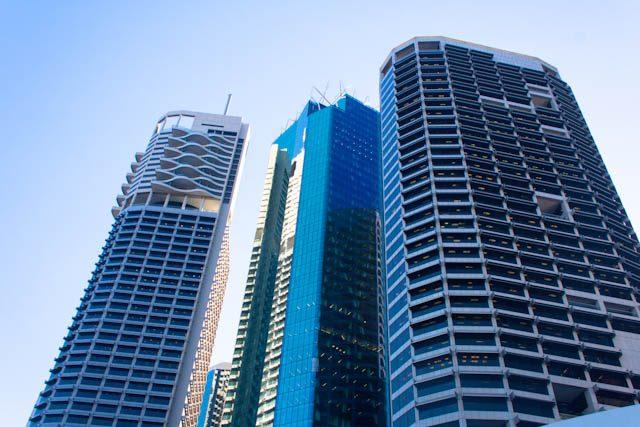 Australia-Brisbane Rascacielos