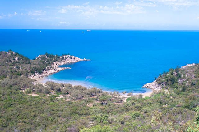 Australia-Magnetic Island Panorama