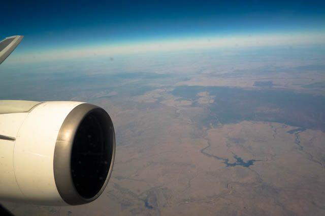 Australia Avión Sobrevolar