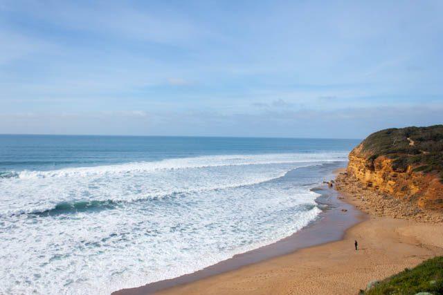 Australia-Great Ocean Road Bells Beach