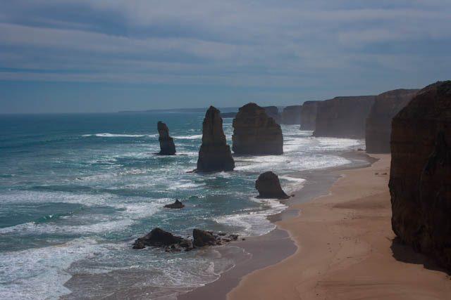 Australia-Great Ocean Road Doce Apostoles