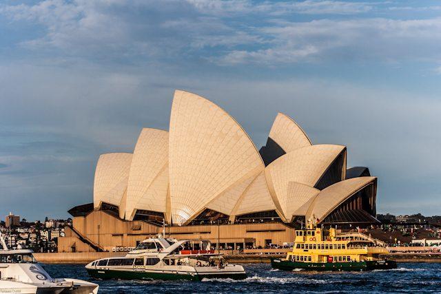Australia Sidney Opera Bahia