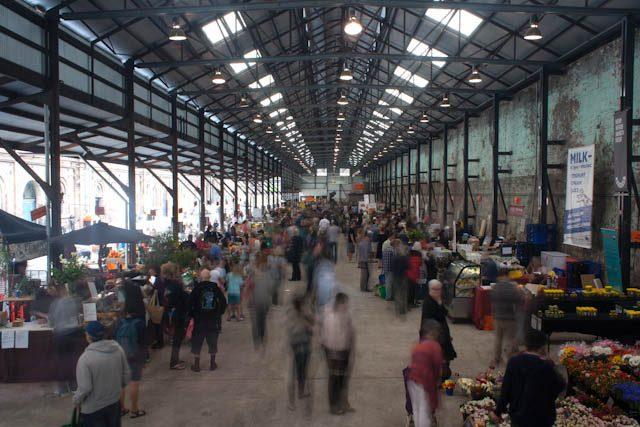 Australia-Sidney Eveleigh Market