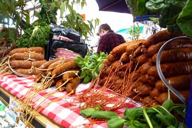 Australia-Sidney Eveleigh Market Embutidos