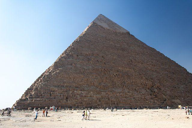Egipto-Giza Turistas