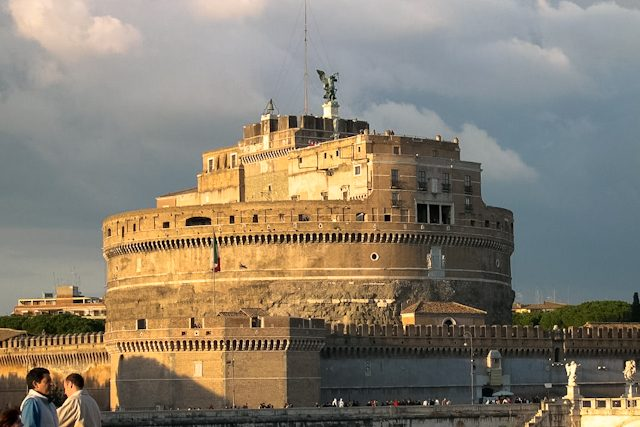 Italia-Roma Castel Sant'Angelo