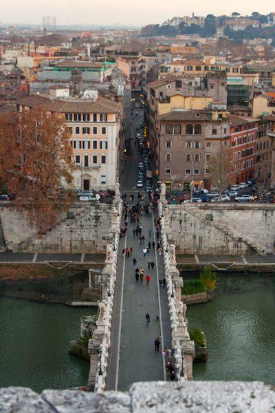Italia-Roma Ponte Sant'Angelo