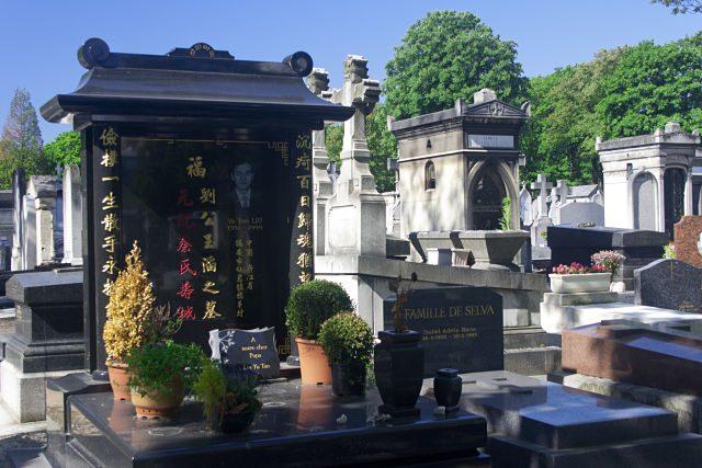 Paris-Cementerio Montparnasse Oriental