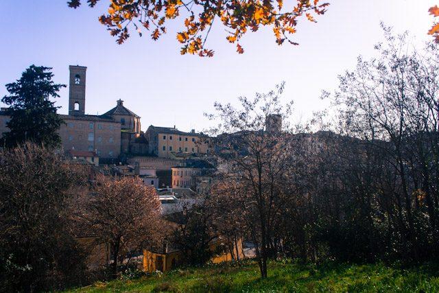 Jesi Marche Centro Panorama