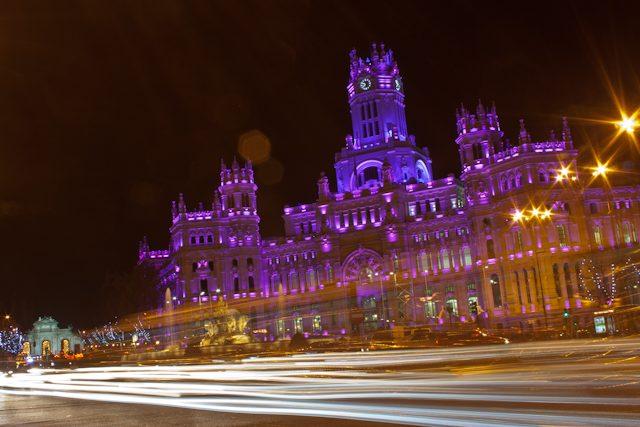 Madrid Palacio Cibeles CentroCentro