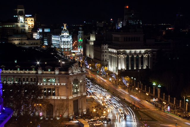 Terrazas de madrid y vistas panor micas for Terrazas nocturnas madrid
