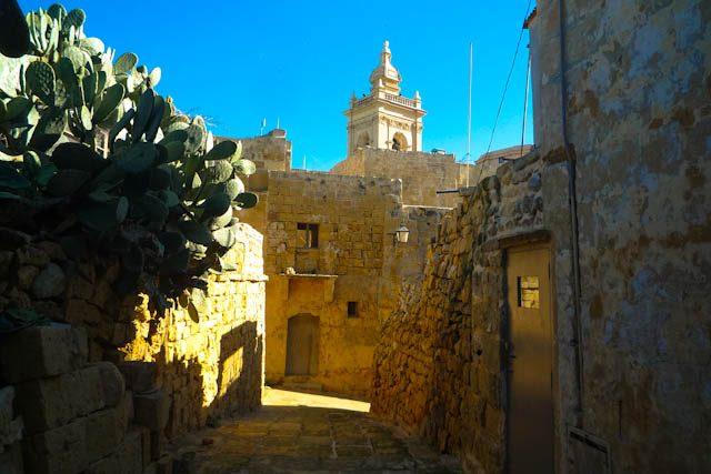 Malta Gozo Victoria Rabat Ciudadela