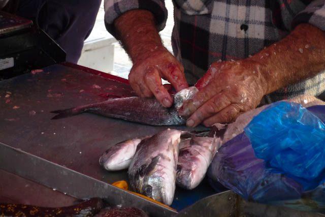 Malta Marsaxlokk Manos Pescador