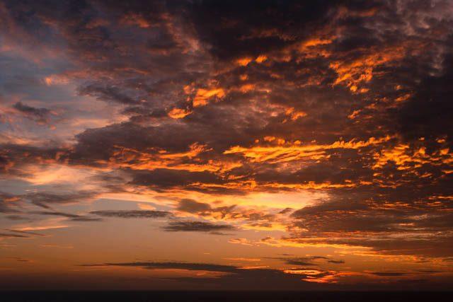 Malta Puesta Sol Sunset Tramonto