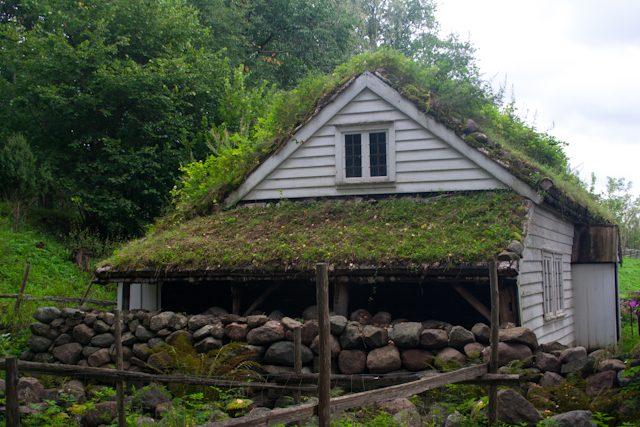 Oslo Norsk Folkemuseum Casa