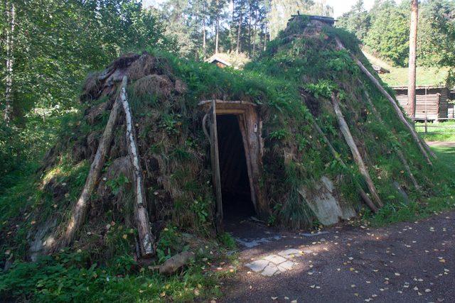 Oslo Norsk Folkemuseum Casa Sami