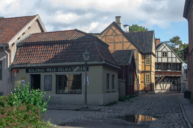 Oslo Norsk Folkemuseum Ciudad