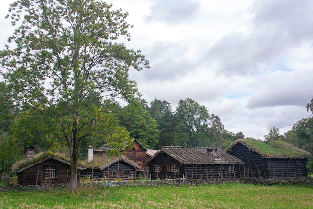Oslo Norsk Folkemuseum Pueblo