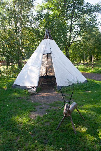 Oslo Norsk Folkemuseum Tienda Sami