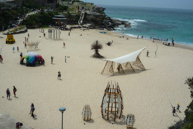 Australia Sidney Bondi Coogee Playa