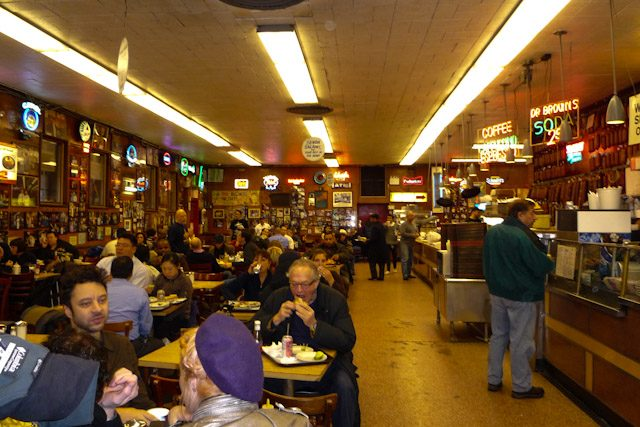 Nueva York Katz's Local