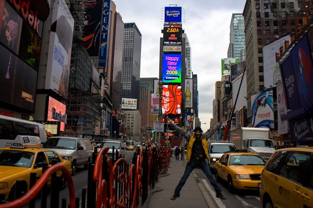 Nueva York Times Square