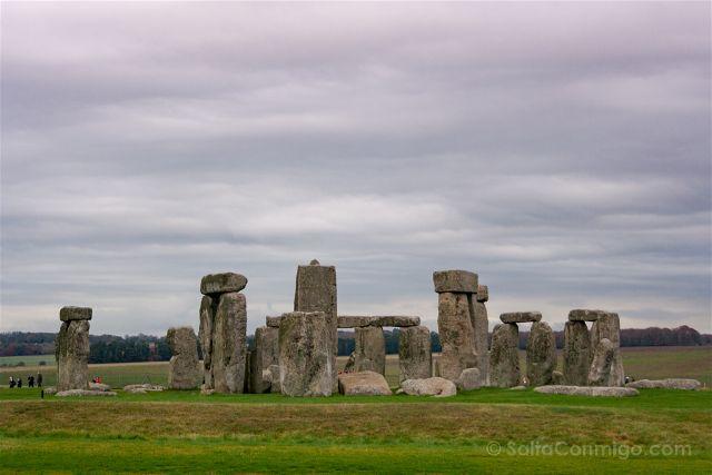 Stonehenge Campiña Inglesa