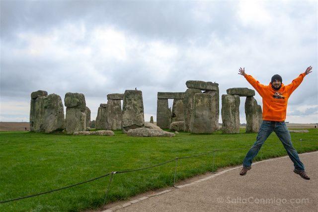 Stonehenge Salto