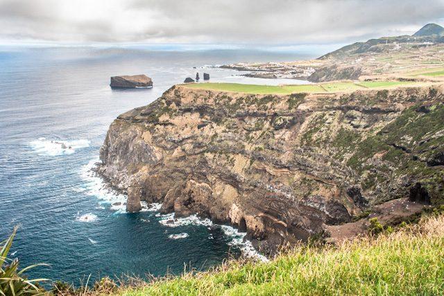 Azores Sao Miguel Costa Norte