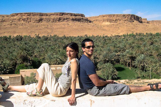 Marruecos Oasis