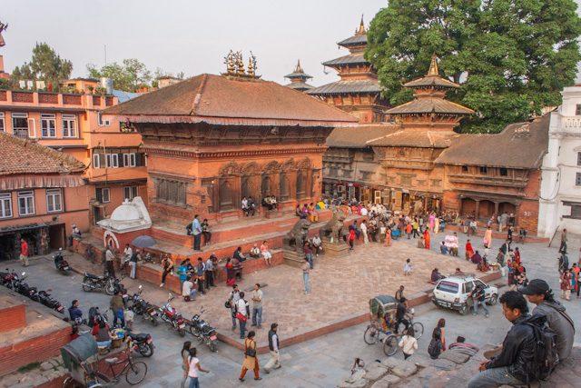 Nepal Durbar Square Katmandu