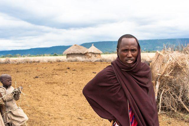 Tanzania Masai