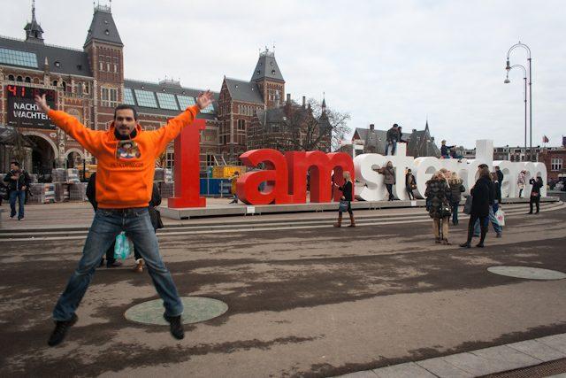 Amsterdam IAmsterdam Salto